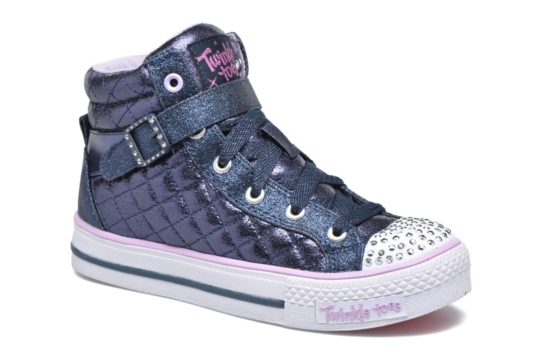 Sneakers Skechers Shuffles Sweetheart Sole Azzurro vedi dettaglio/paio