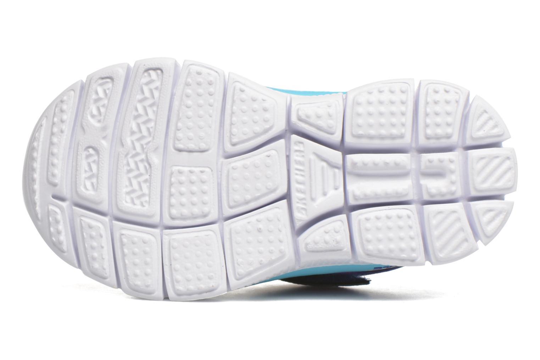 Sneaker Skechers Skech Appeal Sittin' Pretty blau ansicht von oben