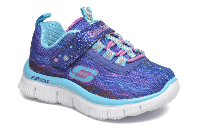 Sneaker Skechers Skech Appeal Sittin' Pretty blau detaillierte ansicht/modell