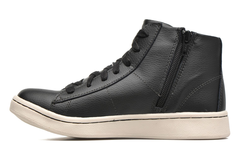 Sneaker Skechers Outgo schwarz ansicht von vorne