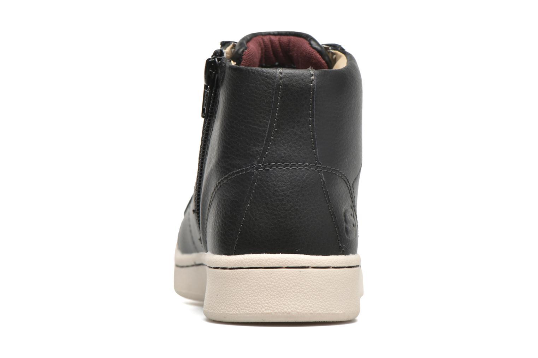 Baskets Skechers Outgo Noir vue droite