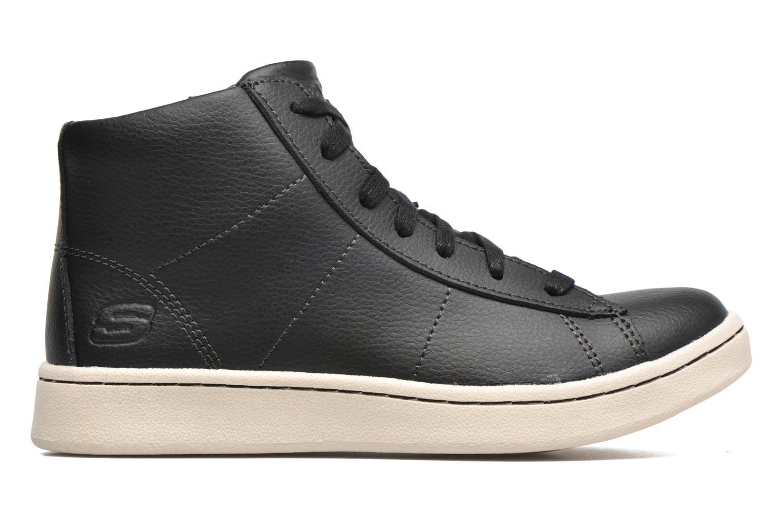 Sneaker Skechers Outgo schwarz ansicht von hinten