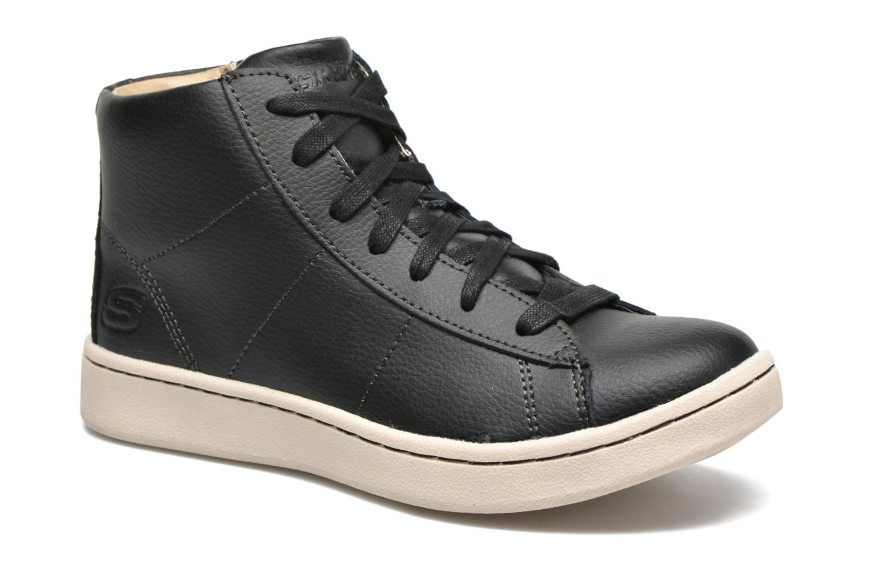 Baskets Skechers Outgo Noir vue détail/paire