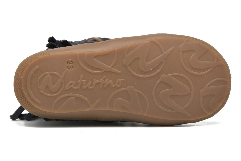 Stiefel Naturino Naturino 4155 blau ansicht von oben