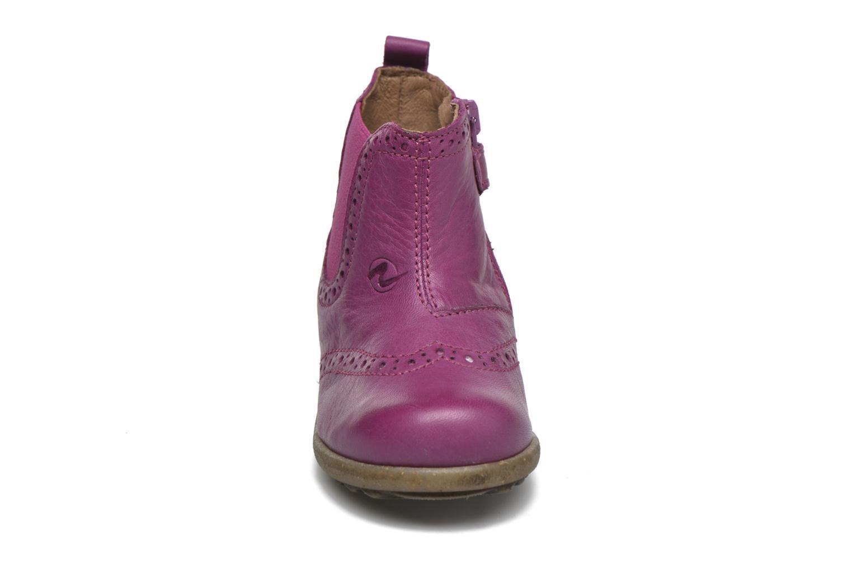 Ankle boots Naturino Naturino Ice Pink model view