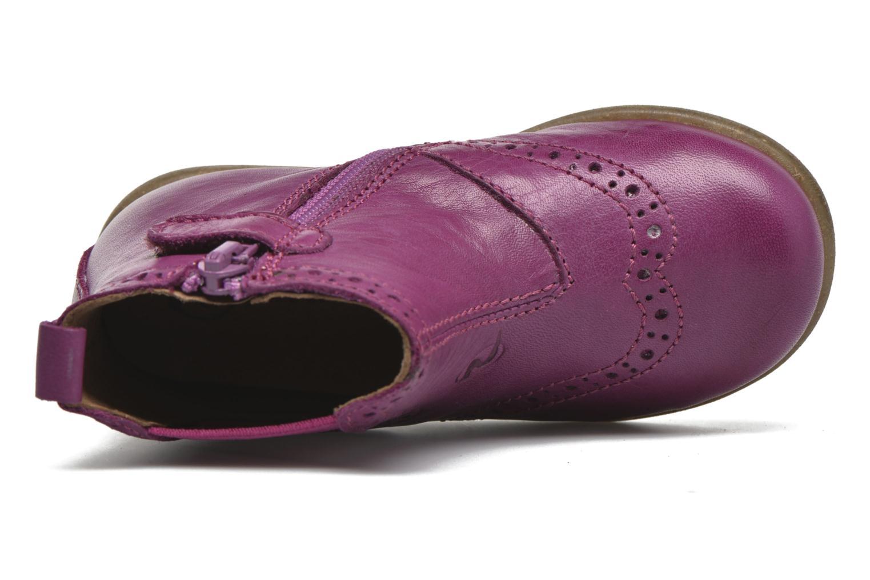 Bottines et boots Naturino Naturino Ice Rose vue gauche