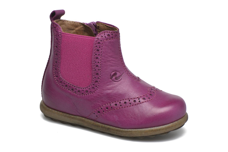 Ankle boots Naturino Naturino Ice Pink detailed view/ Pair view