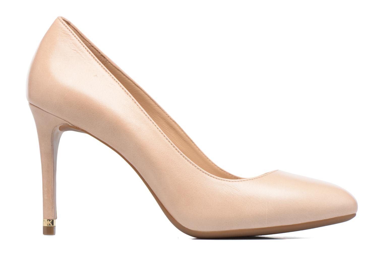 High heels Michael Michael Kors Ashby Flex Pump Beige back view