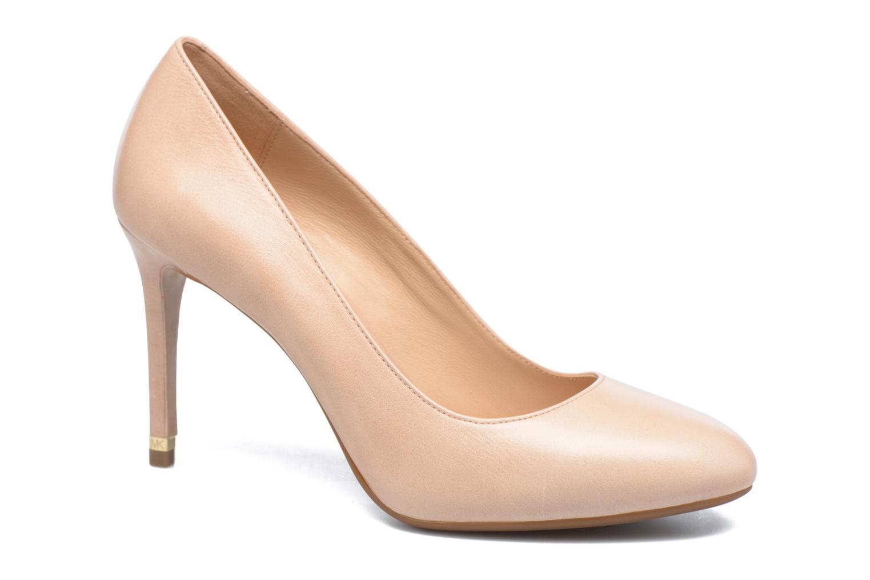 Zapatos de tacón Michael Michael Kors Ashby Flex Pump Beige vista de detalle / par