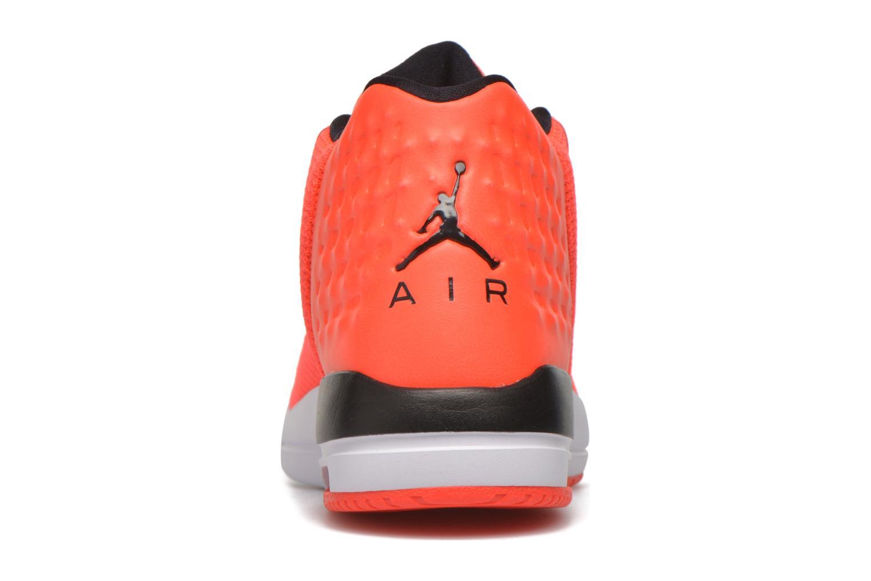 Sneakers Jordan Jordan Academy Bg Orange Se fra højre