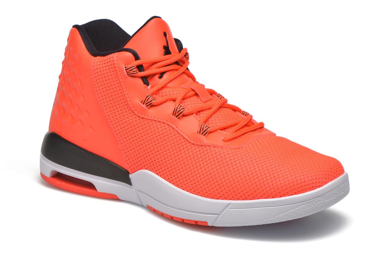 Baskets Jordan Jordan Academy Bg Orange vue détail/paire