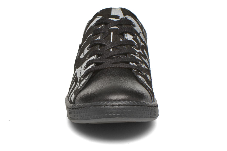 Sneaker Pataugas Jayo/P schwarz schuhe getragen