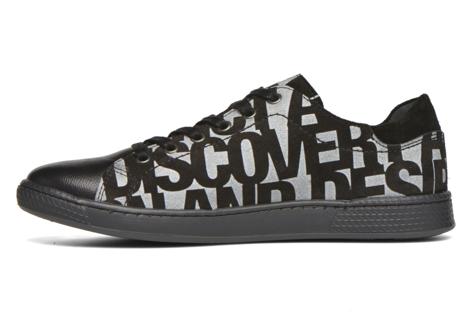 Trainers Pataugas Jayo/P Black front view