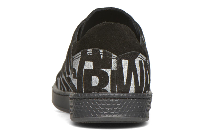 Sneaker Pataugas Jayo/P schwarz ansicht von rechts