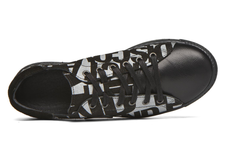 Sneaker Pataugas Jayo/P schwarz ansicht von links