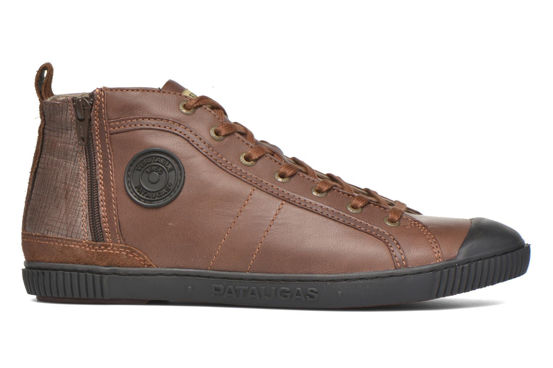 Sneaker Pataugas Brice/I braun ansicht von hinten