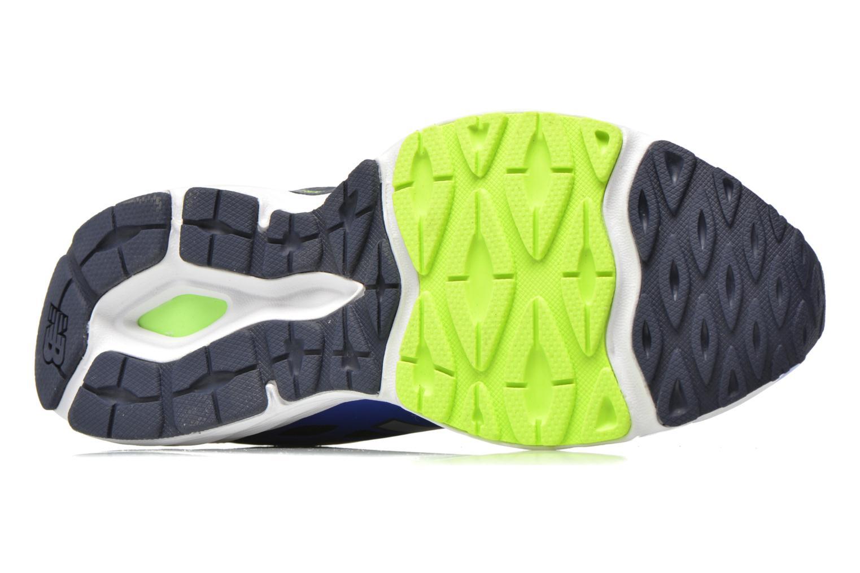 Chaussures de sport New Balance M680 D V3 Bleu vue haut