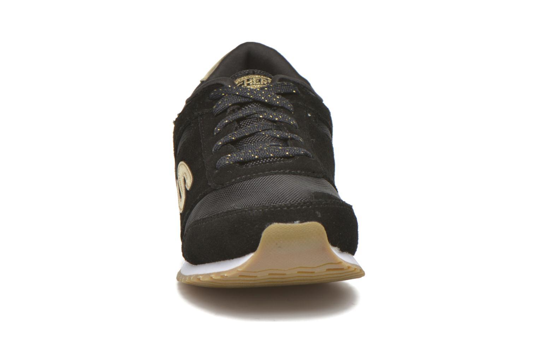Sneaker Skechers OG 78 - Gold Fever schwarz schuhe getragen