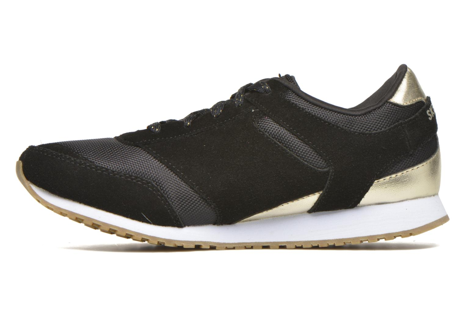 Baskets Skechers OG 78 - Gold Fever Noir vue face