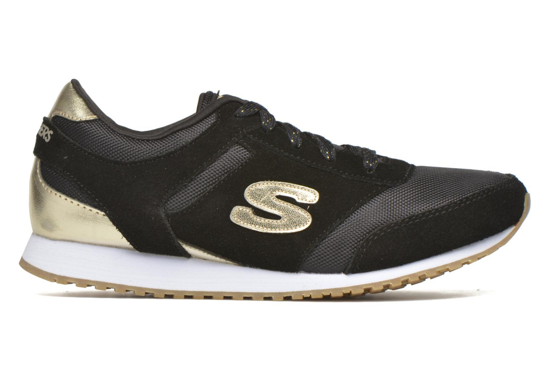 Sneaker Skechers OG 78 - Gold Fever schwarz ansicht von hinten