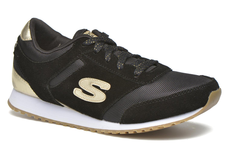 Sneaker Skechers OG 78 - Gold Fever schwarz detaillierte ansicht/modell