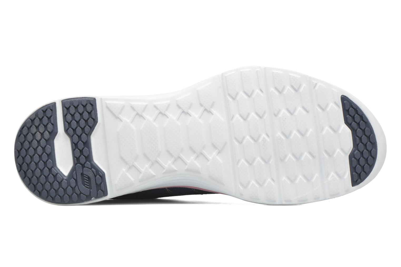 Chaussures de sport Skechers Valeris Bleu vue haut
