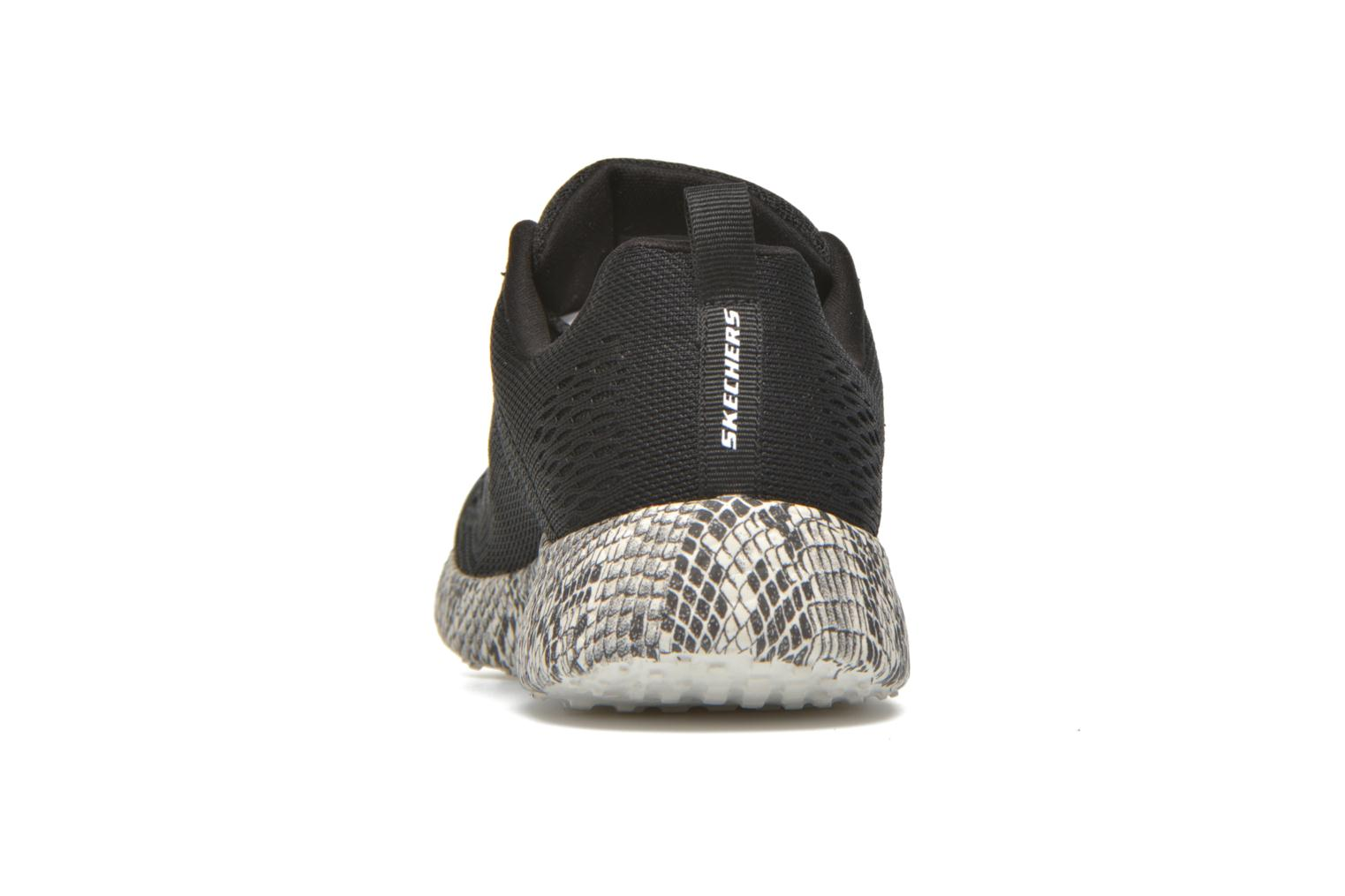 Sport shoes Skechers Burst Black view from the right