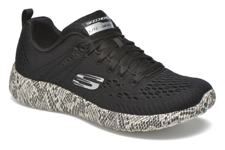 Scarpe sportive Skechers Burst Nero vedi dettaglio/paio