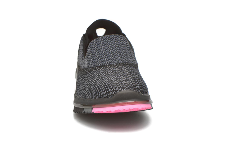 Zapatillas de deporte Skechers Go flex - Extend Negro vista del modelo
