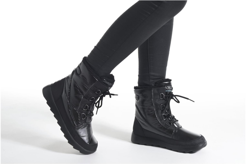 Zapatillas de deporte Skechers Mementos - Snow Cap Negro vista de abajo
