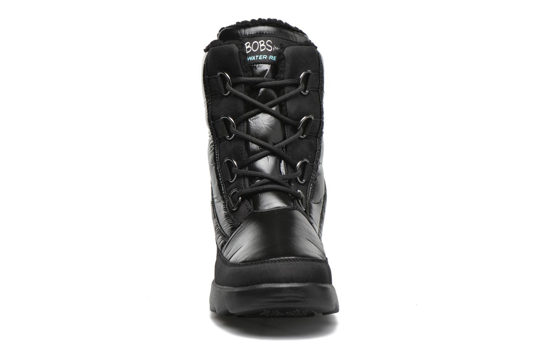 Zapatillas de deporte Skechers Mementos - Snow Cap Negro vista del modelo