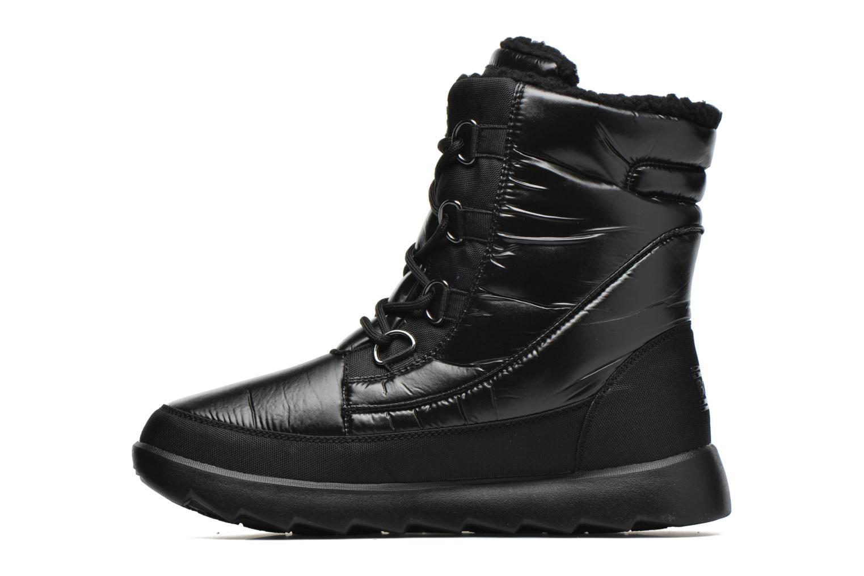 Zapatillas de deporte Skechers Mementos - Snow Cap Negro vista de frente