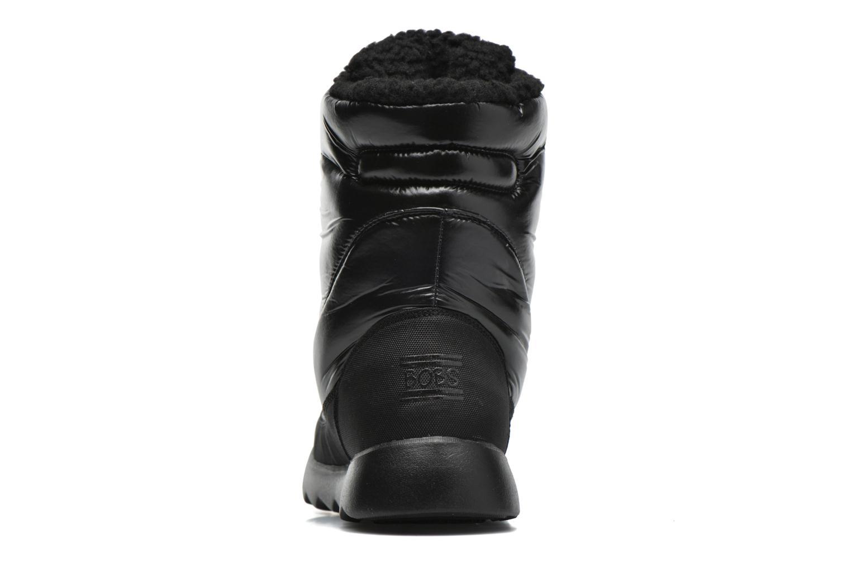 Zapatillas de deporte Skechers Mementos - Snow Cap Negro vista lateral derecha