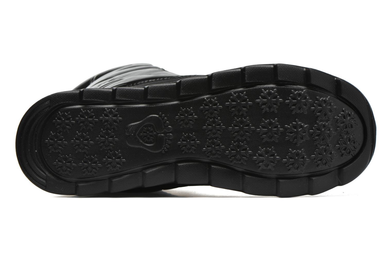 Zapatillas de deporte Skechers Mementos - Snow Cap Negro vista de arriba