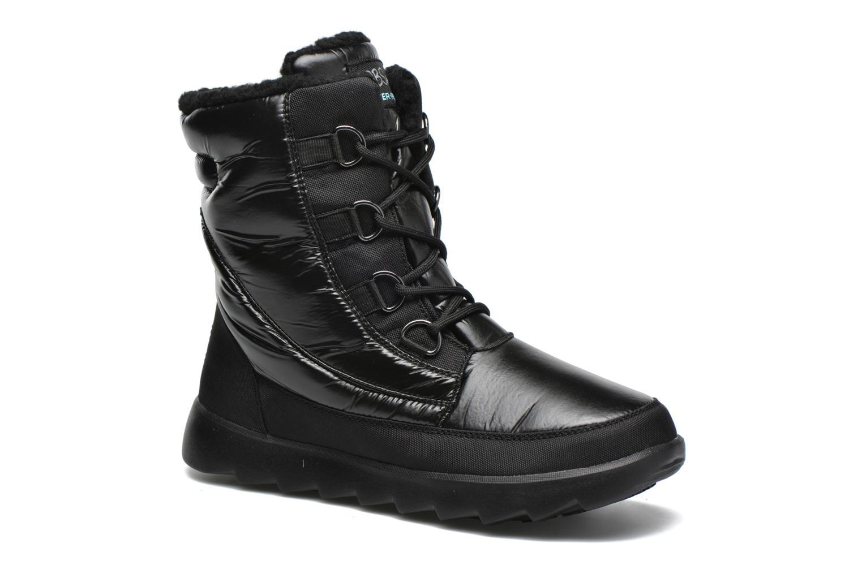 Zapatillas de deporte Skechers Mementos - Snow Cap Negro vista de detalle / par