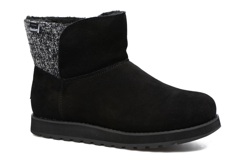 Boots Skechers Keepsakes - Peekaboo Svart detaljerad bild på paret