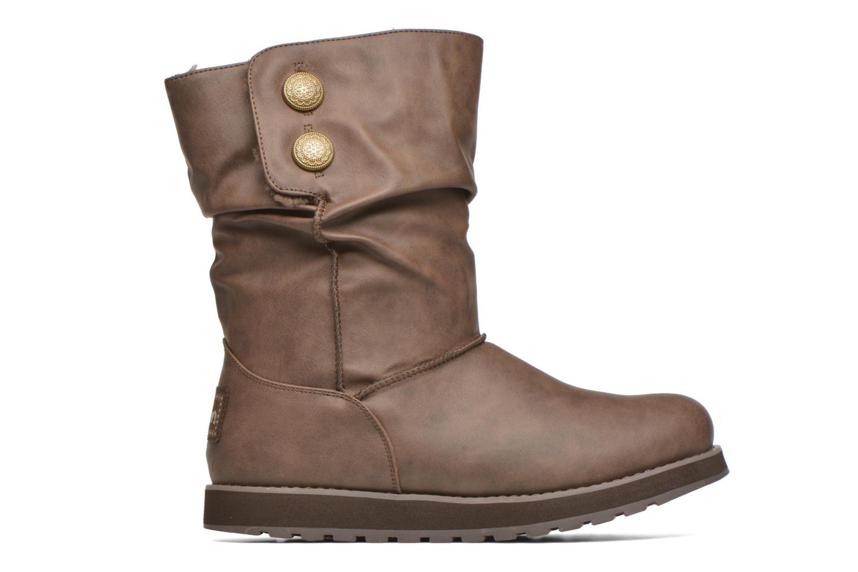 Bottes Skechers Keepsakes - Leathere Marron vue derrière