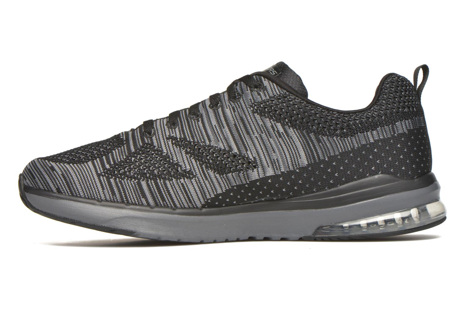 Sport shoes Skechers Skech-Air Infinity-R Black front view