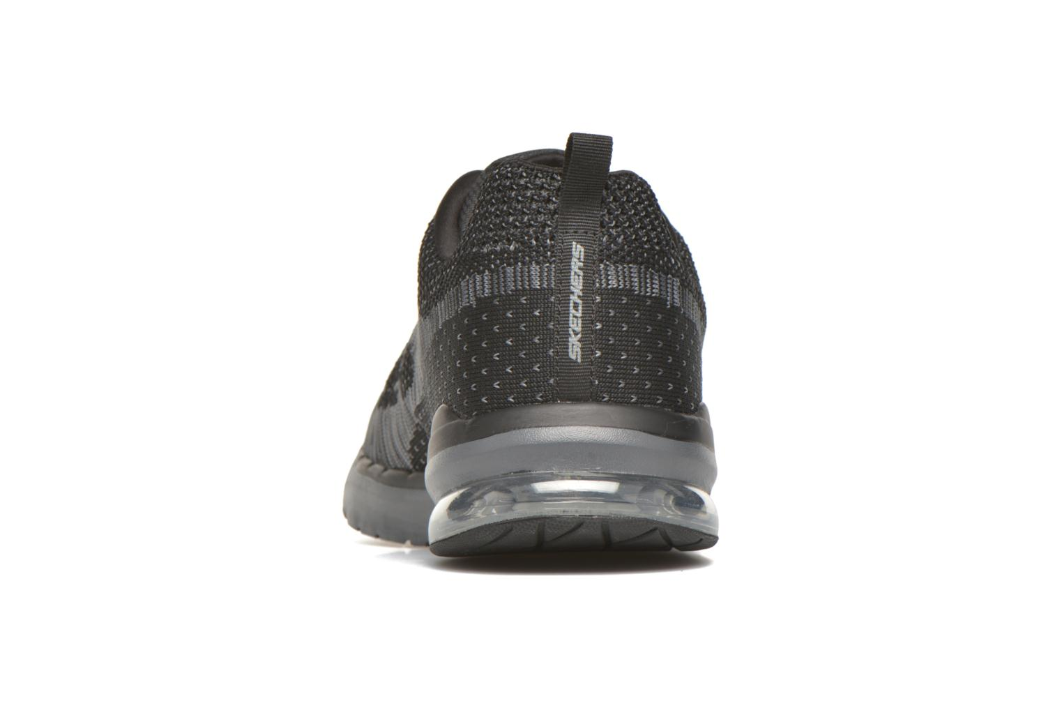 Sport shoes Skechers Skech-Air Infinity-R Black view from the right
