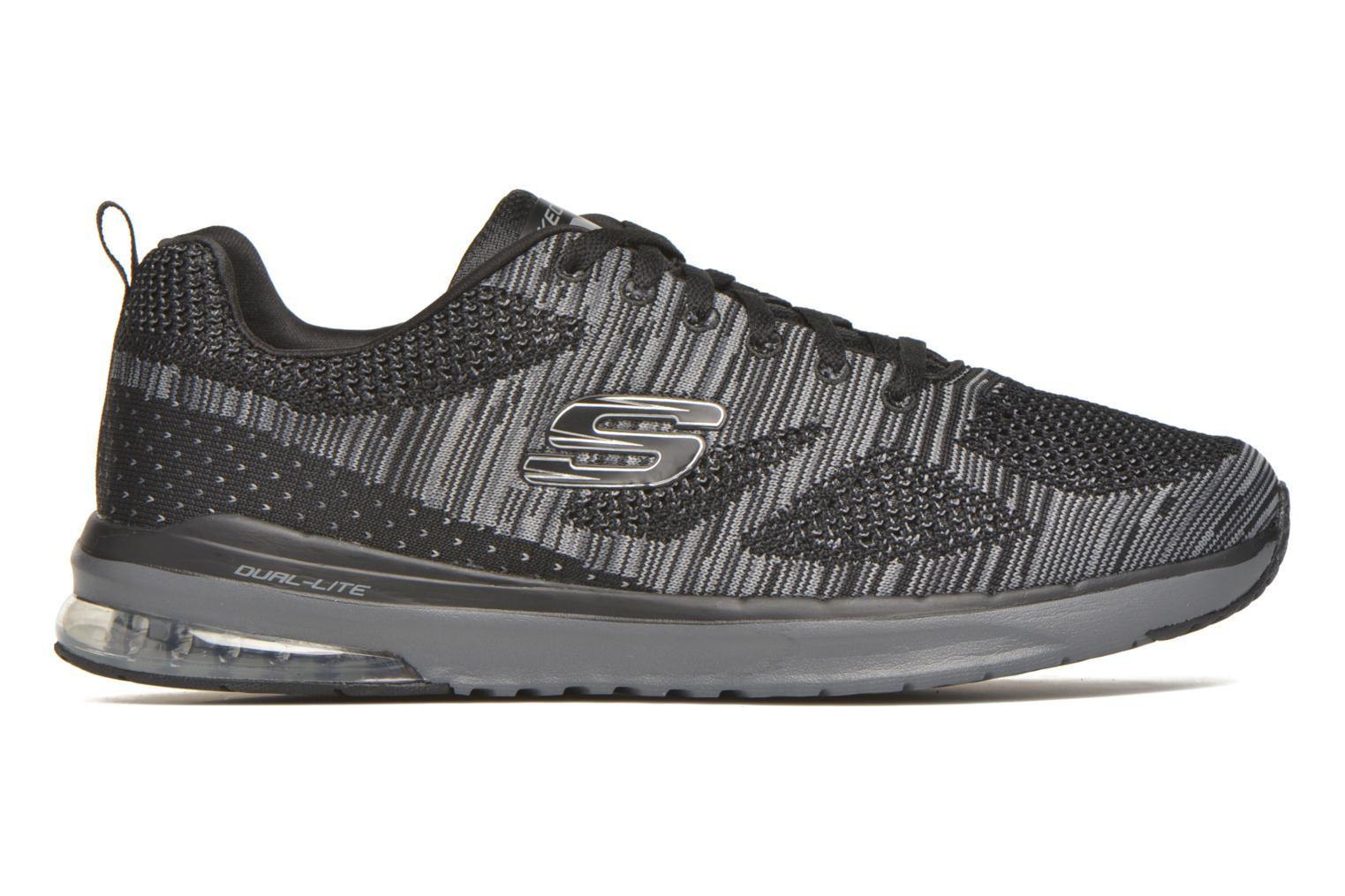 Sport shoes Skechers Skech-Air Infinity-R Black back view