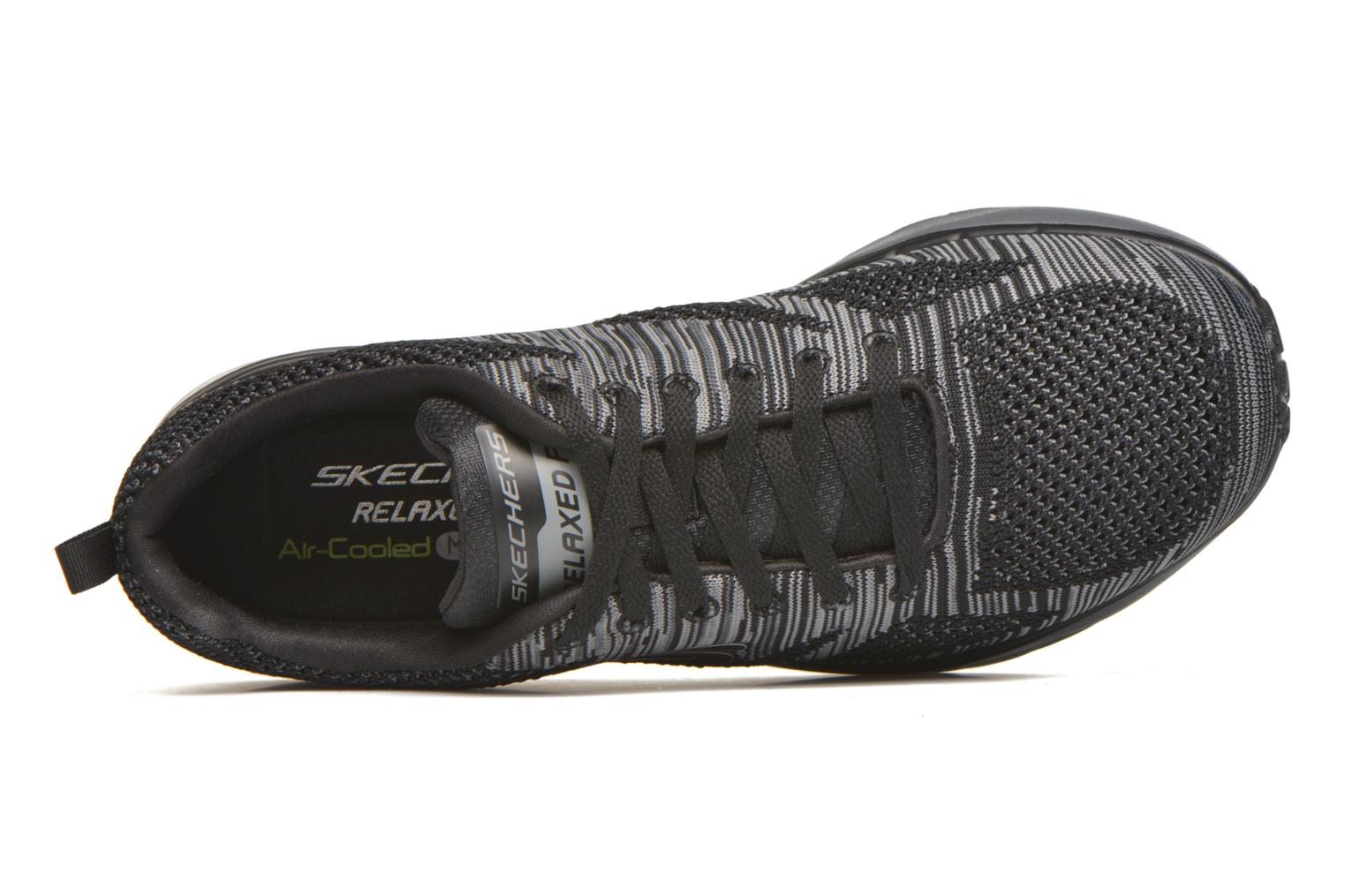 Sport shoes Skechers Skech-Air Infinity-R Black view from the left