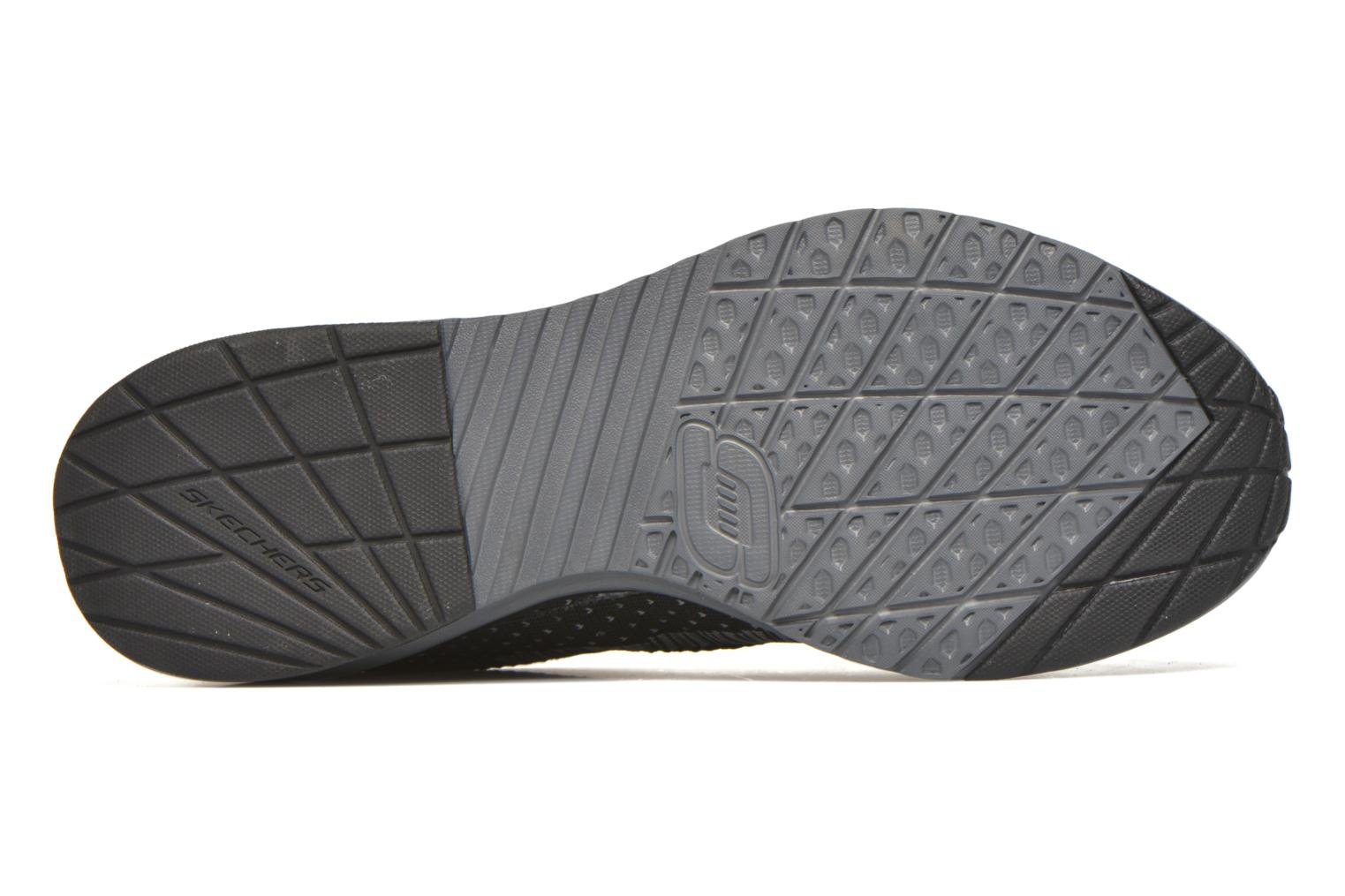 Sport shoes Skechers Skech-Air Infinity-R Black view from above