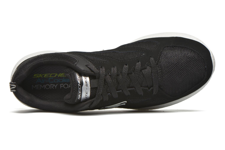 Chaussures de sport Skechers Burst Noir vue gauche