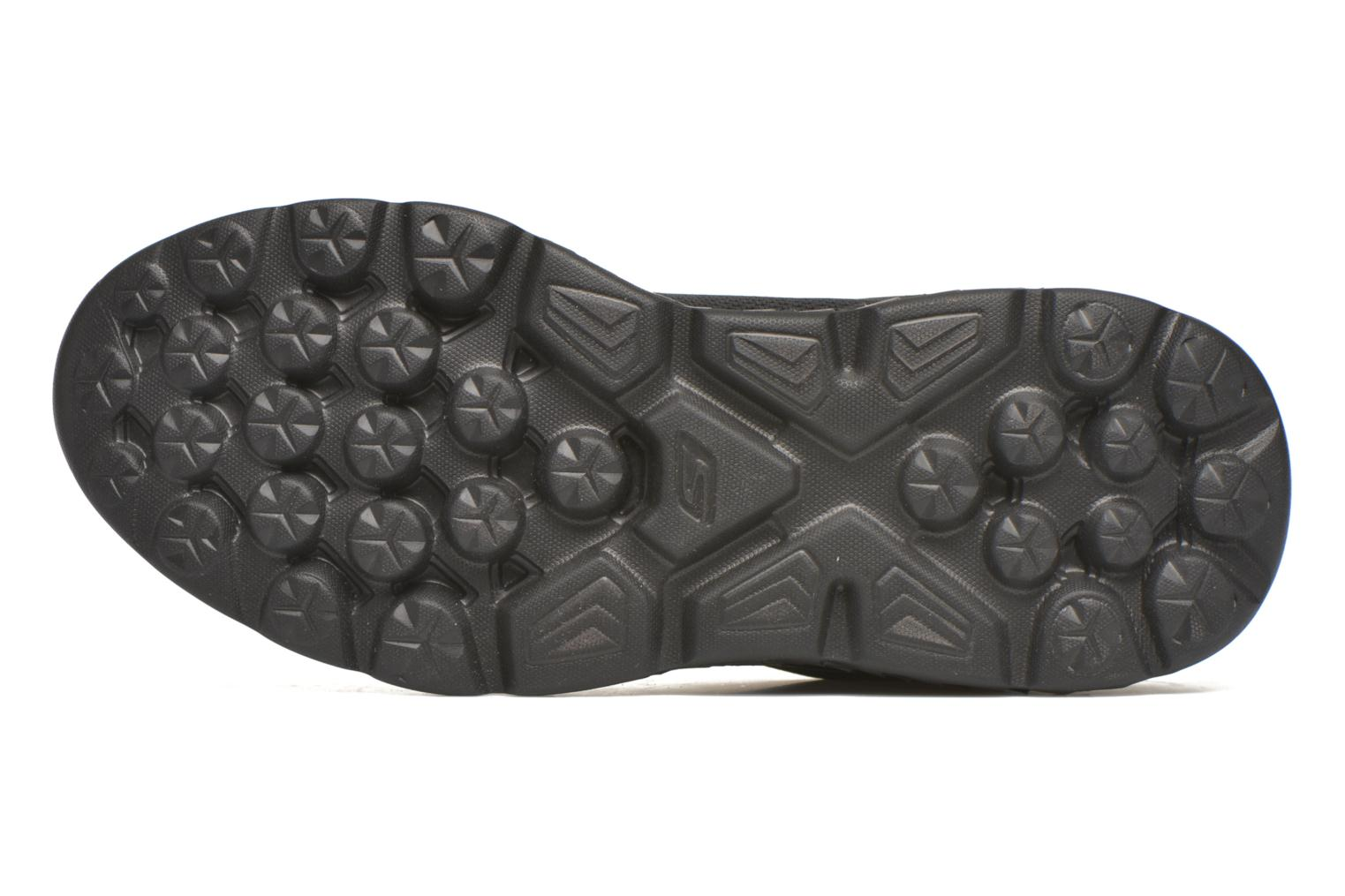Sport shoes Skechers Go run 400 Black view from above