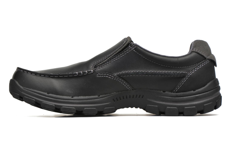 Loafers Skechers Braver- Rayland Svart bild från framsidan