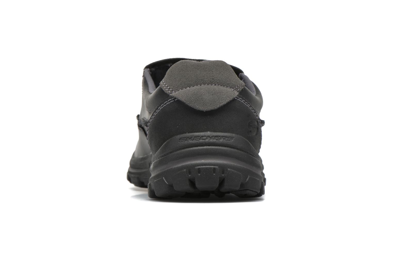 Loafers Skechers Braver- Rayland Svart Bild från höger sidan