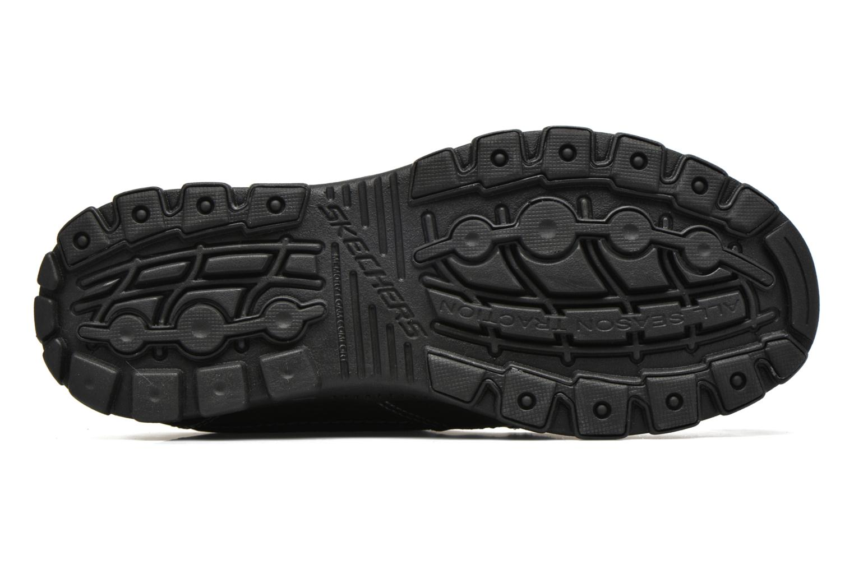 Loafers Skechers Braver- Rayland Svart bild från ovan