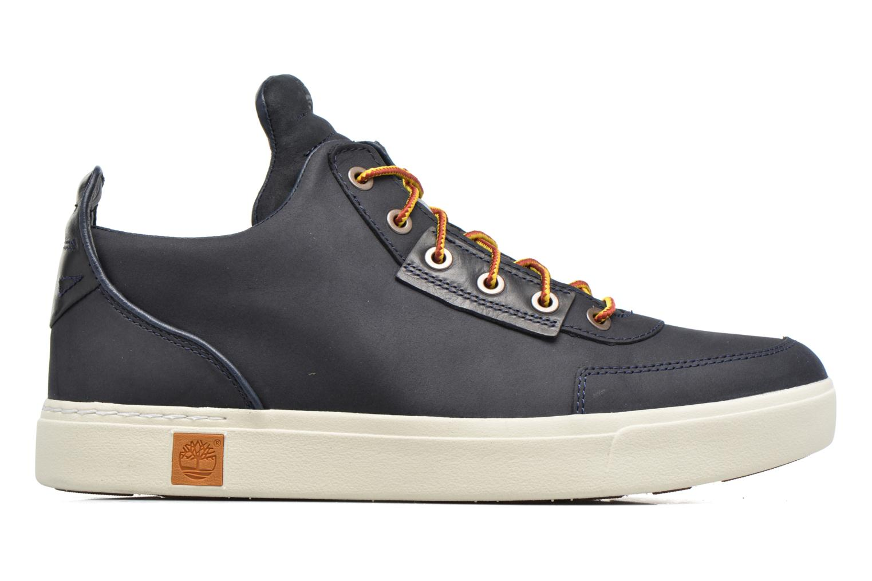 Sneaker Timberland Amherst High Top Chukka blau ansicht von hinten