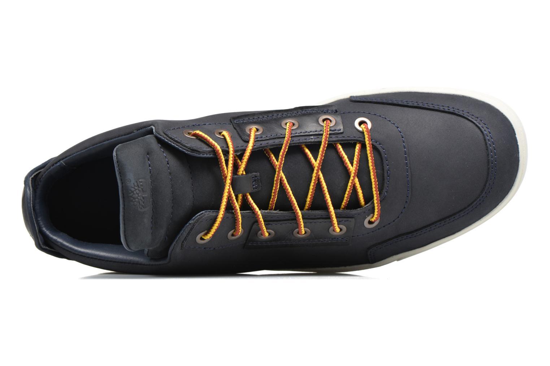 Sneaker Timberland Amherst High Top Chukka blau ansicht von links