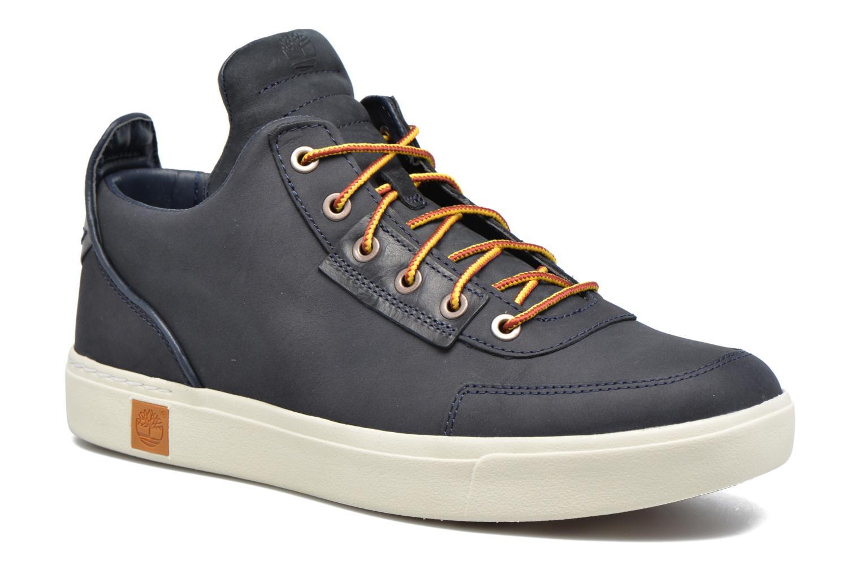 Sneaker Timberland Amherst High Top Chukka blau detaillierte ansicht/modell